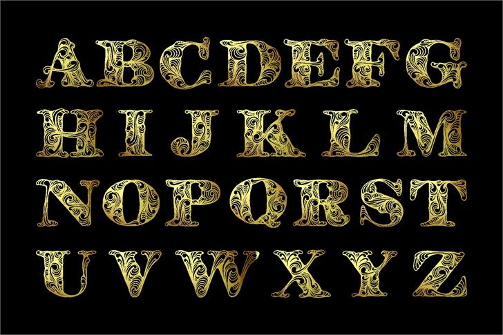 Image for KahirPersonalUse font