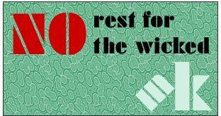 Image for Futstencil Serif font