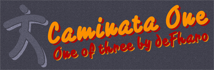 Image for Caminata One font