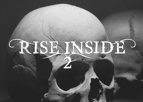 Rise InsidE font by Font Monger