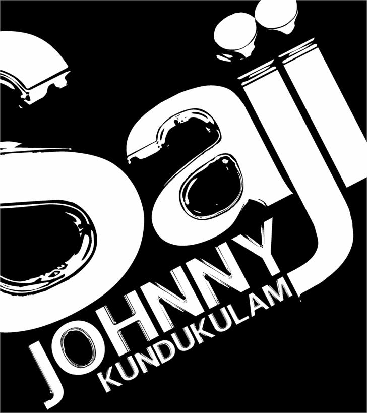 Image for Moulded Saji font