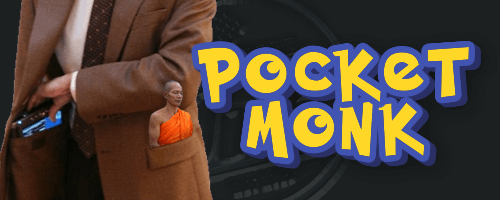Image for Pocket Monk font