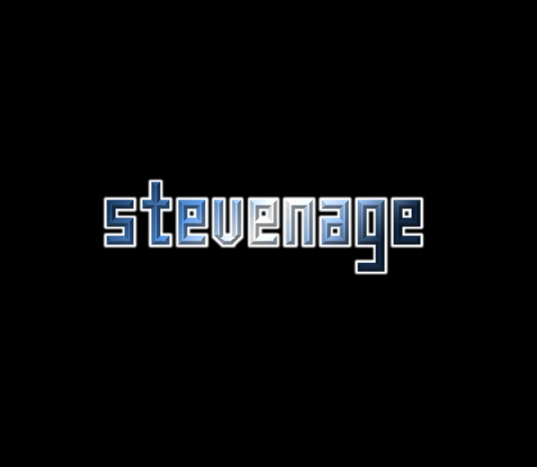 Image for Stevenage NBP font