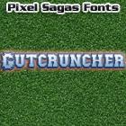 Image for Gutcruncher font
