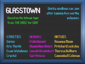 Glasstown NBP font by total FontGeek DTF, Ltd.