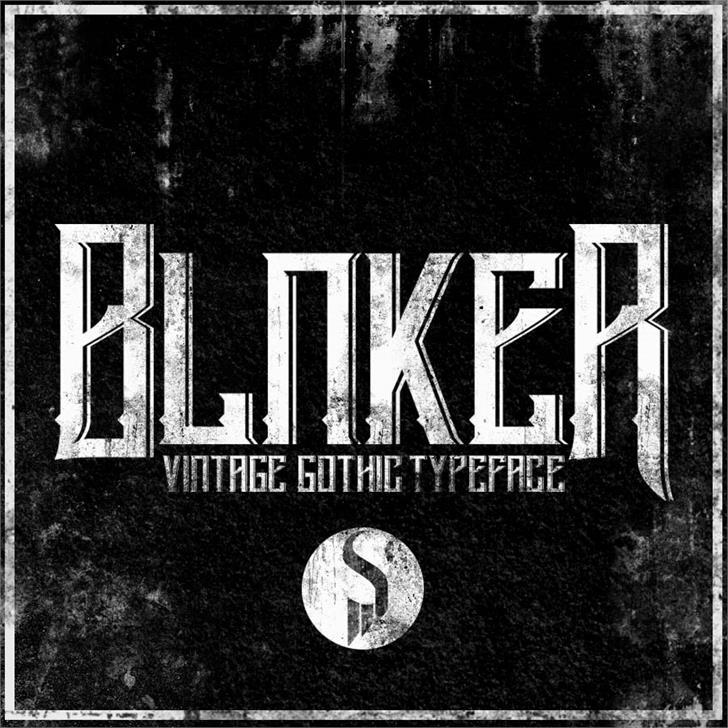 Image for Blnker font