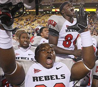Image for NCAA UNLV Rebels font