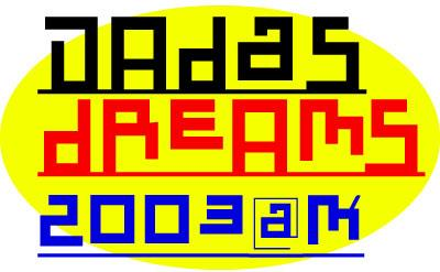 Image for Dadas Dreams font