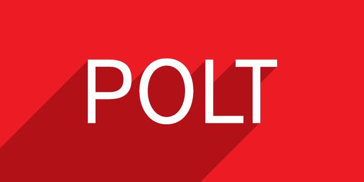 Image for Polt font