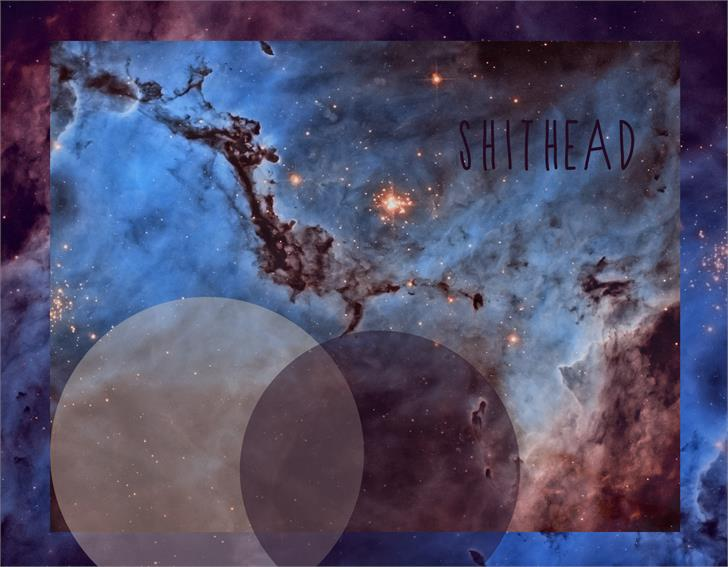 Image for Shithead font