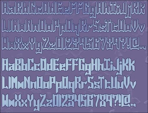 Image for Jasper BRK font