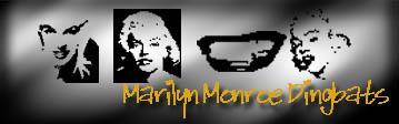 Image for Monroe Dingbats font