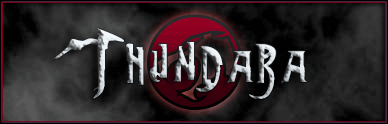 Image for Thundara font