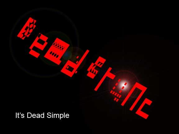 Image for Dead Crunc font