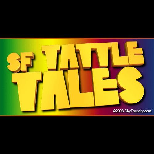 Image for SF Tattle Tales font