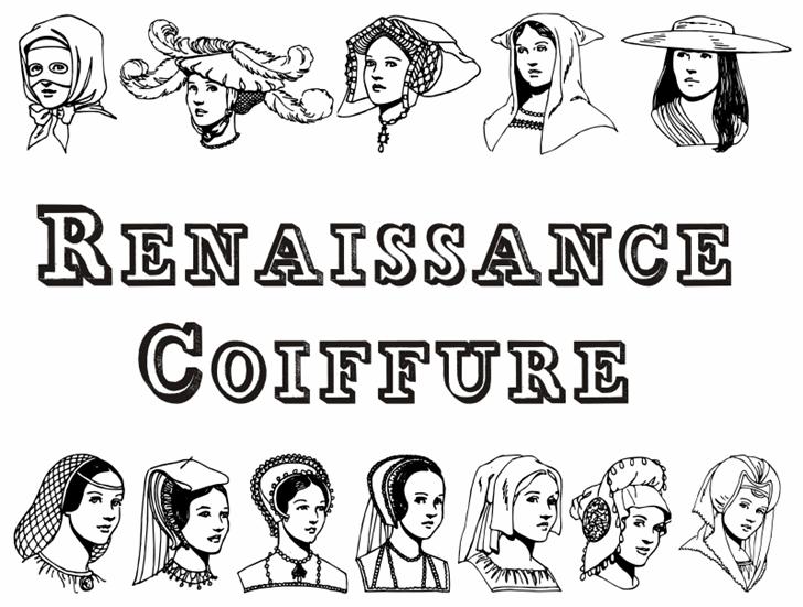 Image for RenaissanceCoiffure font