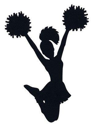 cheerleader font by princess