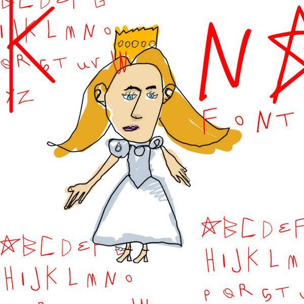 Image for KONA font