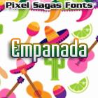 Image for Empanada font
