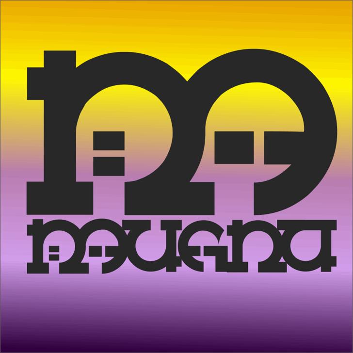 Image for maopip font