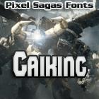 Image for Gaiking font
