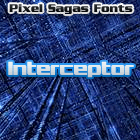 Image for Interceptor font