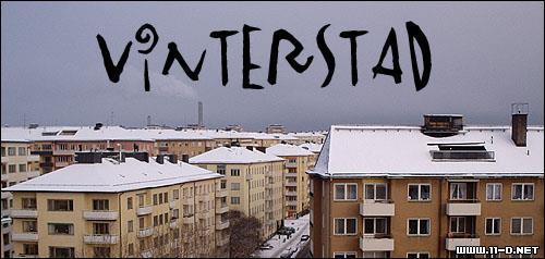 Image for Vinterstad font