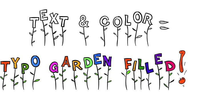 Image for Typo Garden Demo font