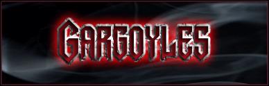 Image for Gargoyles font