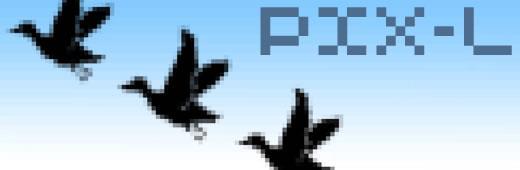 Image for PixL font