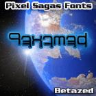 Image for Betazed font