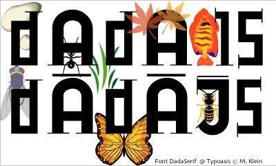 Image for DadaDa font