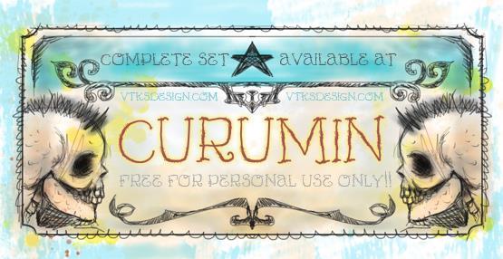 Image for Vtks Curumin font