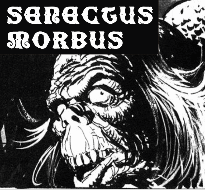 Image for SenectusMorbus font