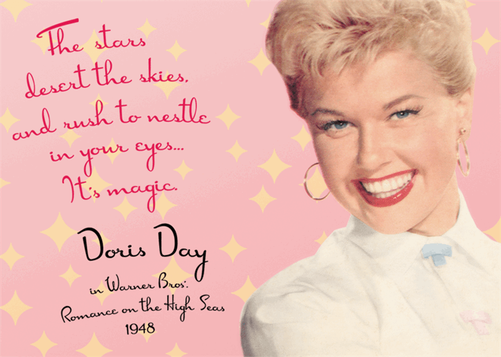 Image for DorisDay font