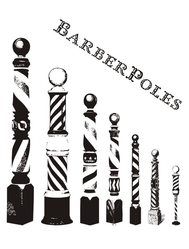 Image for BarberPoles font