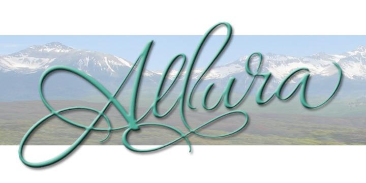 Image for Allura font