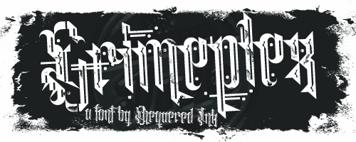 Image for Grimeplex font