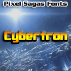 Image for Cybertron font