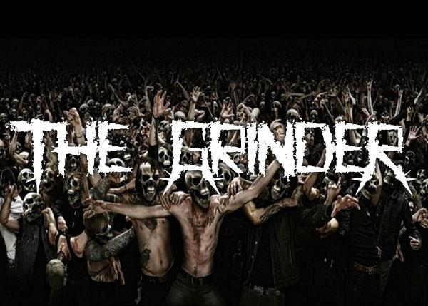 Image for The GrindeR font