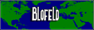 Image for Blofeld font