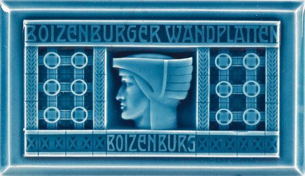 Image for Boizenburg font