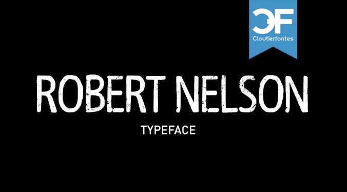 Image for CF Robert Nelson font