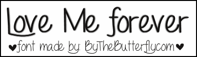 Image for LoveMeForever font