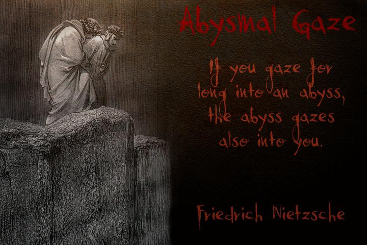 Image for Abysmal Gaze font