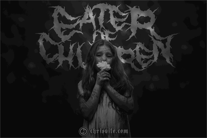 Image for Eater of Children font