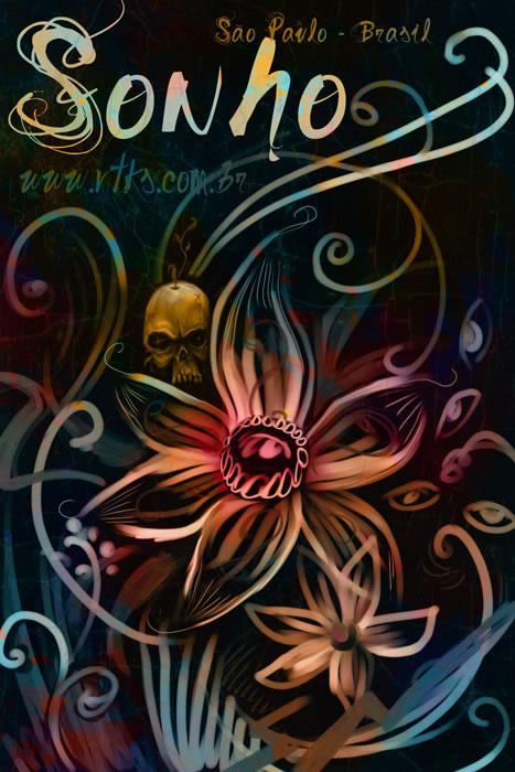 Image for Vtks Sonho font