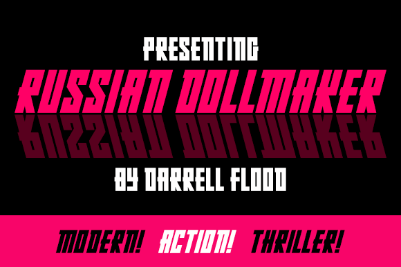 Image for Russian Dollmaker font