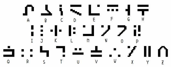 Image for SGA Pixies font