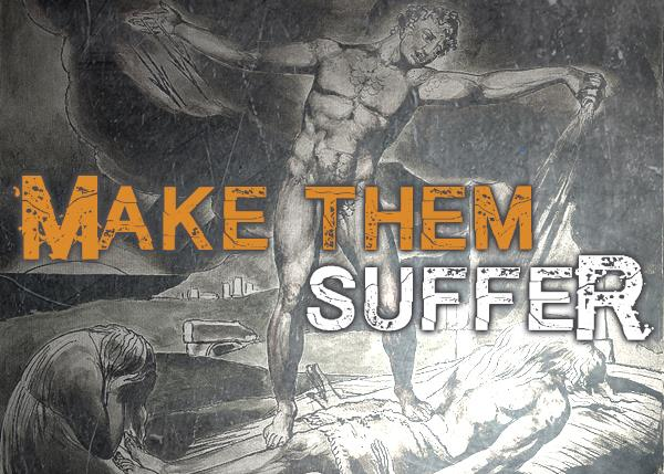 Image for Make them SuffeR font